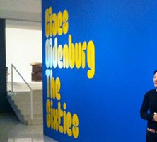 Claes Oldenburg The Sixties