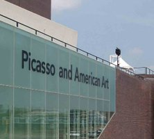 Picasso and American Art