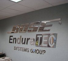 BOSE Endura Tec Systems Group